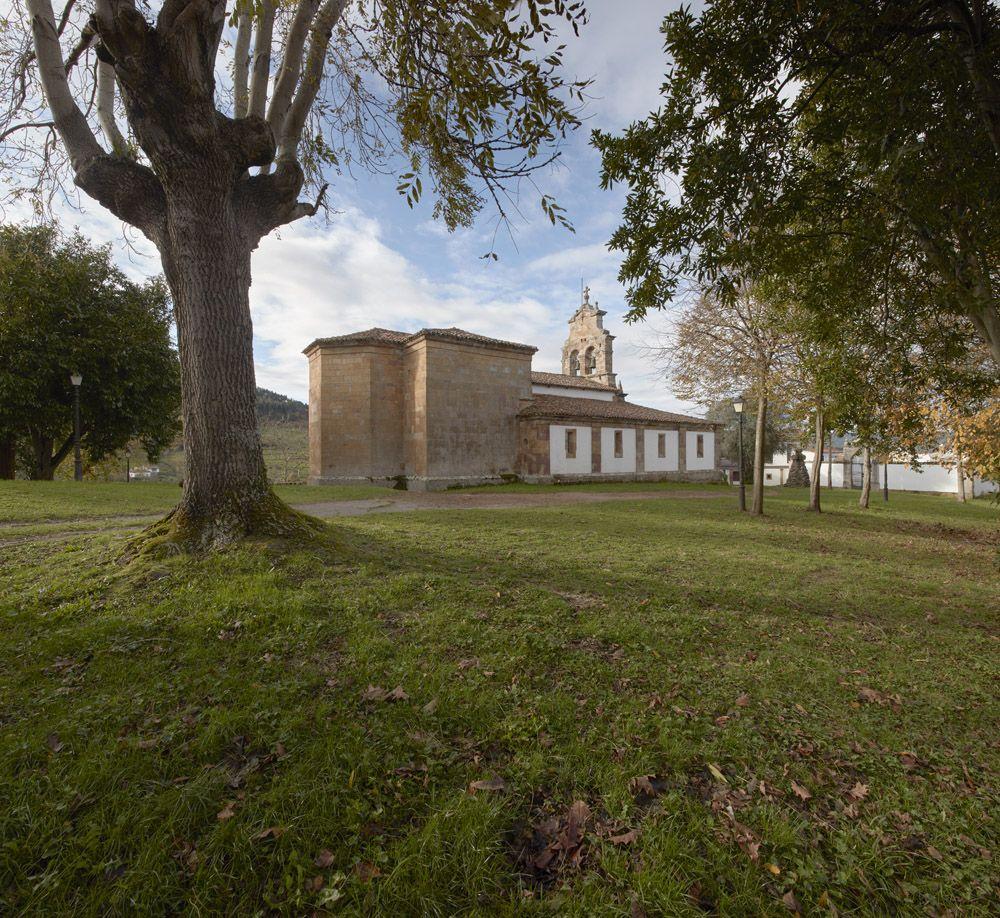 Santa María de Lugás